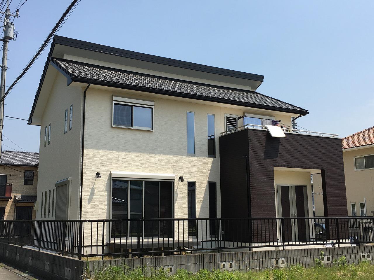 匝瑳市S様邸 外壁塗装工事