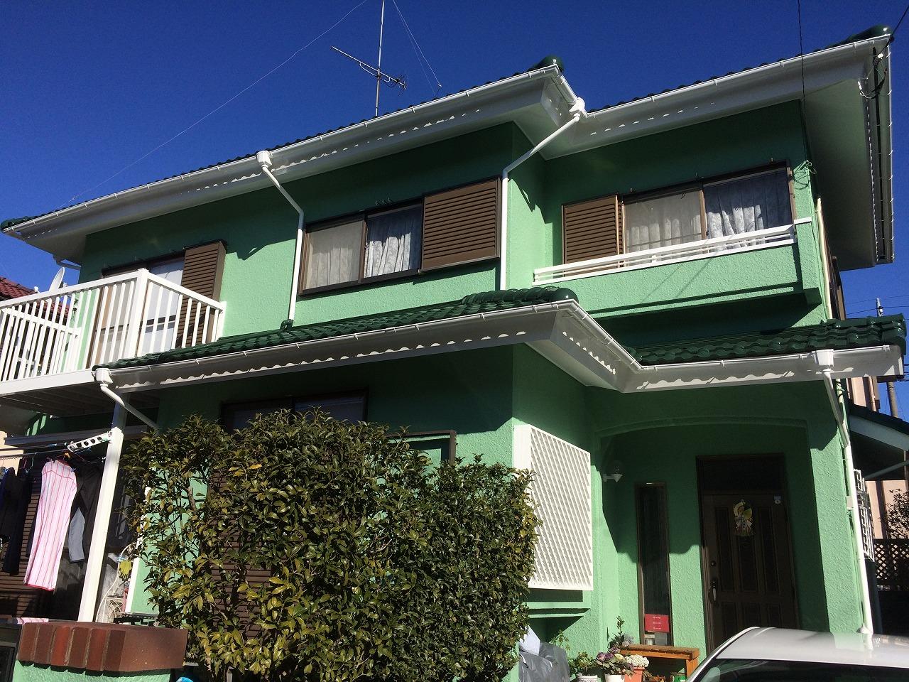 印旛郡栄町S様邸 外壁塗装・屋根塗装
