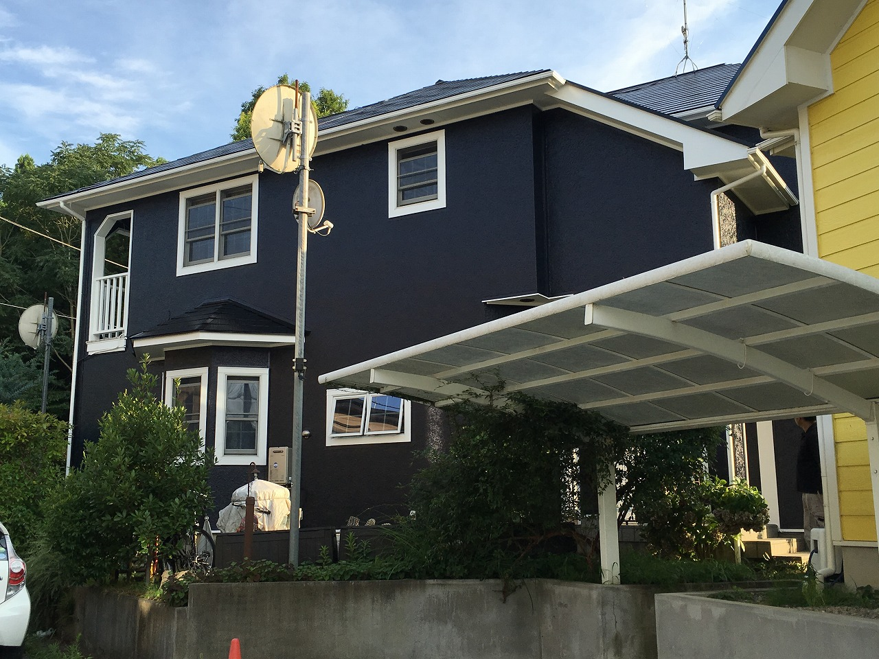 印旛郡栄町M様邸 外壁塗装・屋根塗装