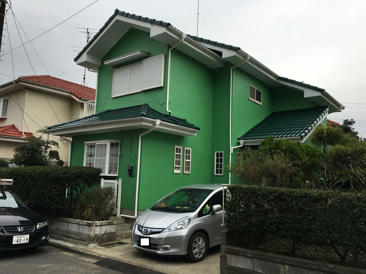 印旛郡栄町W様邸 外壁塗装・屋根塗装