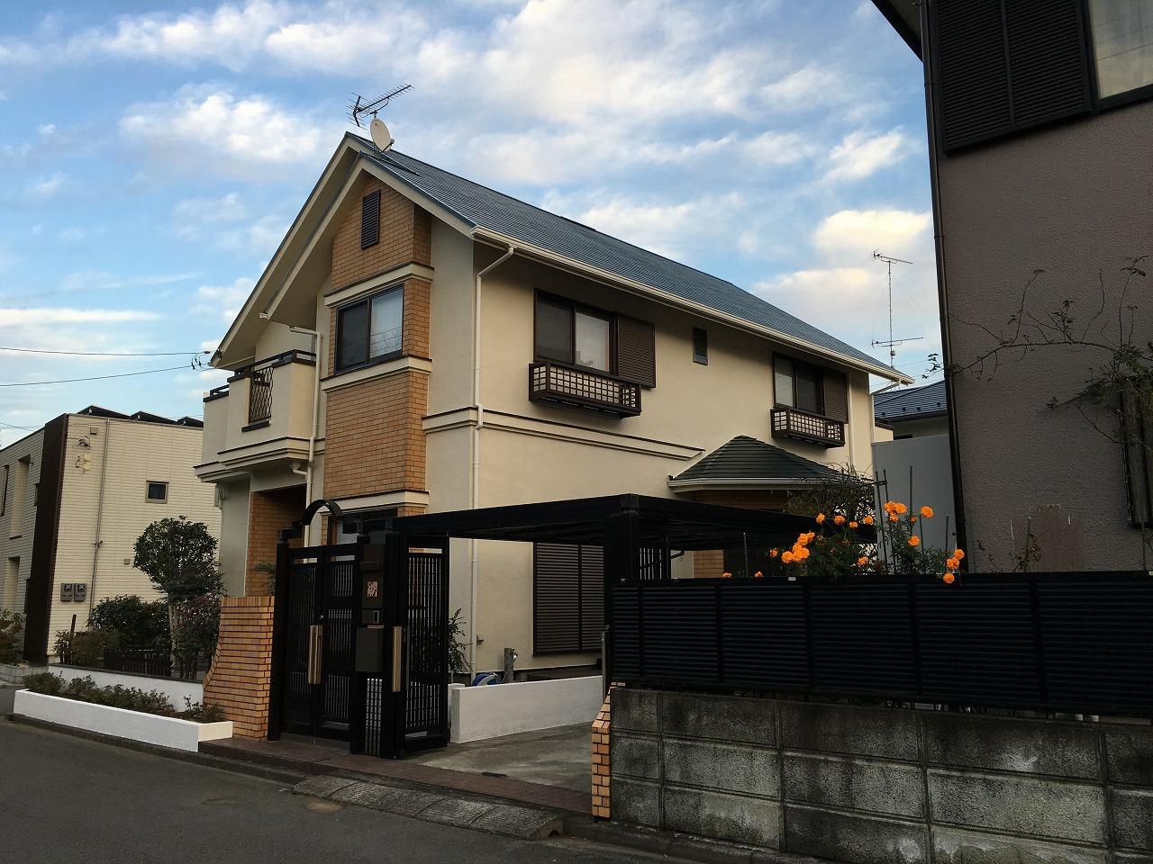 印旛郡栄町T様邸 外壁塗装・屋根塗装