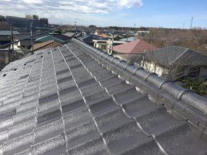 印西市屋根塗装 (2)