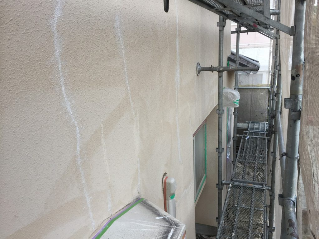 栄町、外壁塗装 (4)