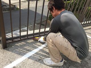 印旛郡、栄町、外壁塗装 (2)