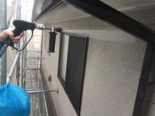 印旛郡、酒々井町、外壁塗装 (5)