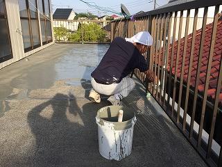 印旛郡、栄町、外壁塗装 (5)