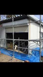 印旛郡栄町、外壁塗装