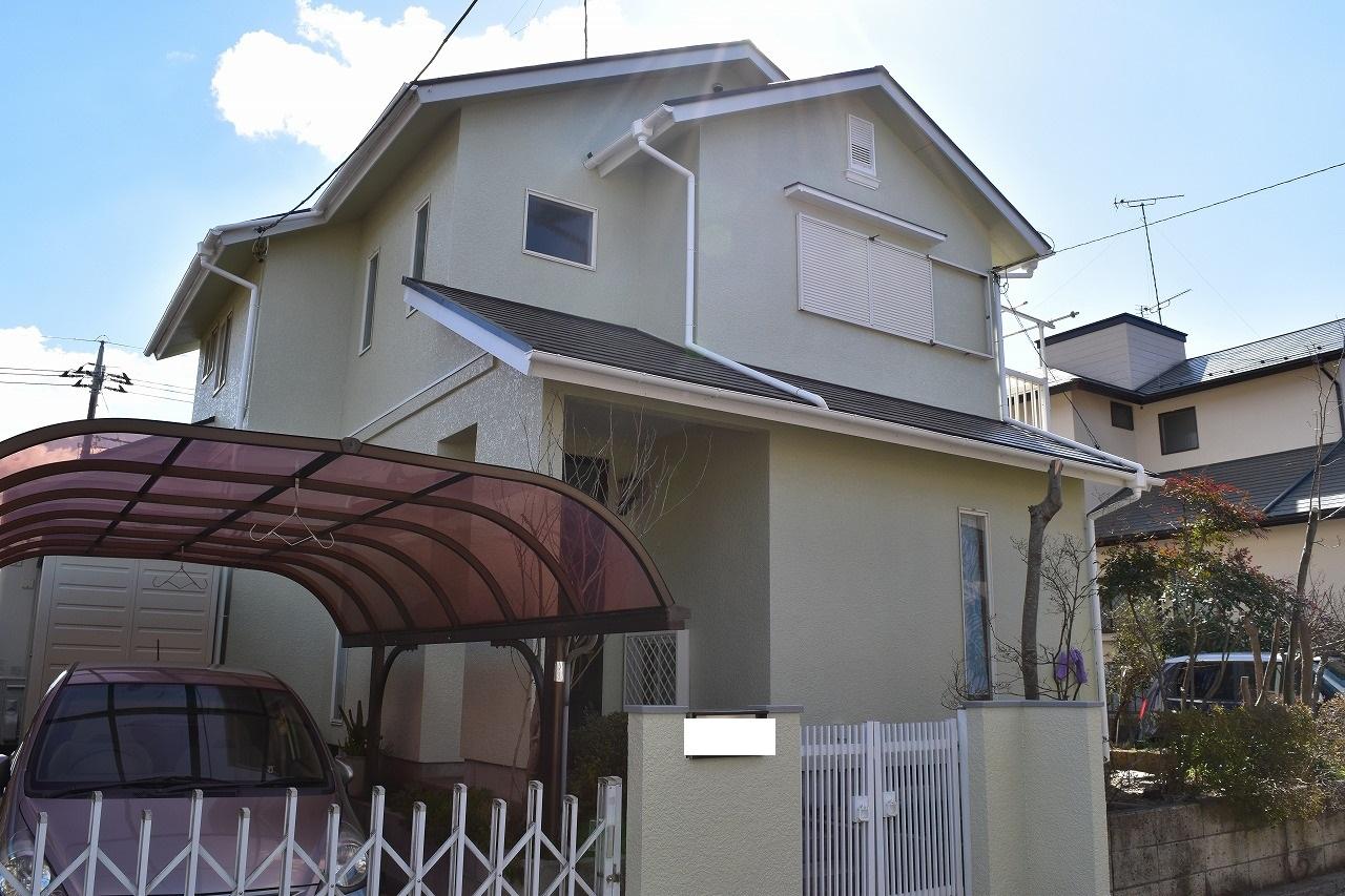印旛郡栄町O様邸 外壁塗装・屋根塗装工事