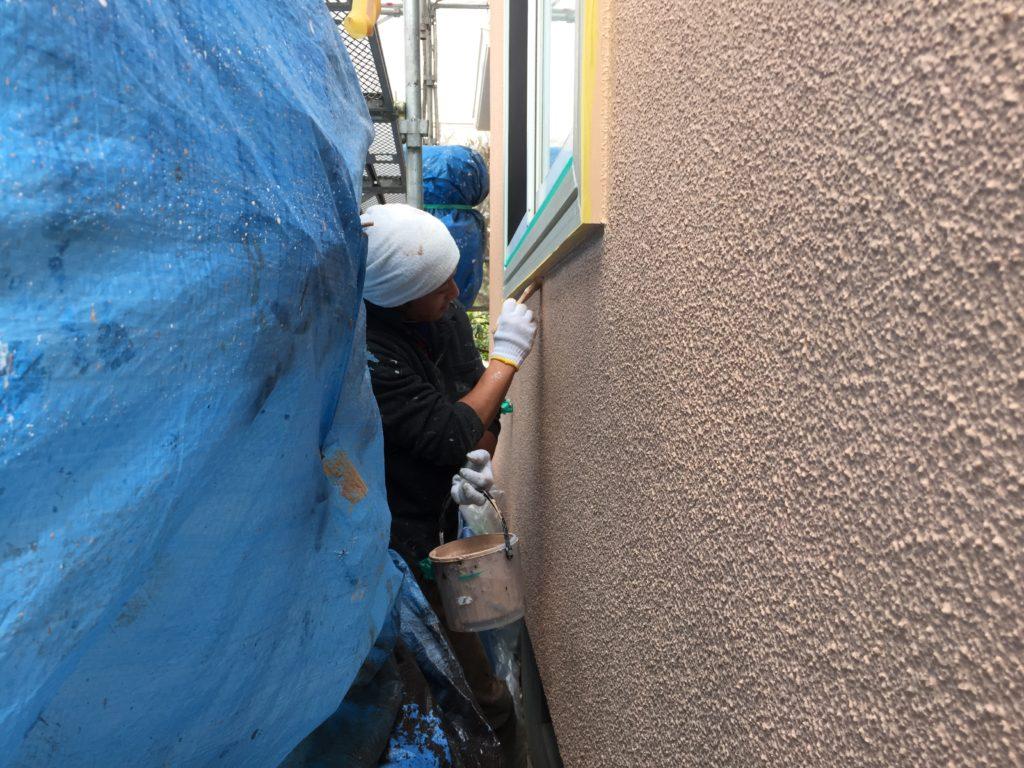 印西市、外壁塗装 (6)