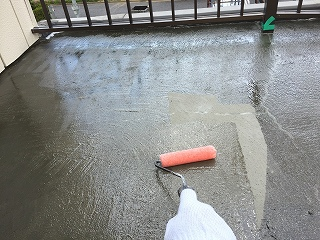 印旛郡、栄町、防水工事 (2)