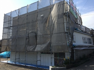 印旛郡栄町外壁塗装
