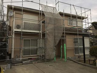 印旛郡栄町、外壁塗装 (10)