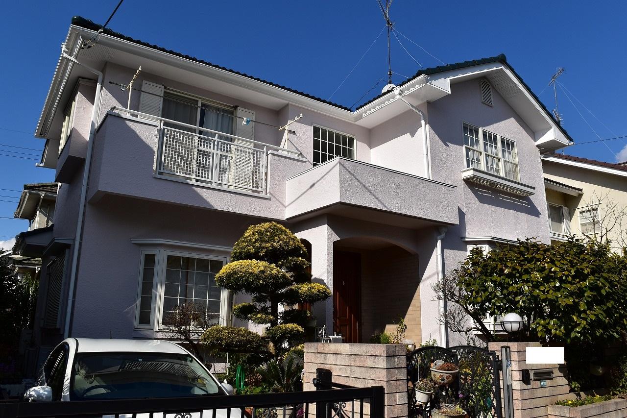 印旛郡栄町N様邸 外壁塗装・屋根塗装工事