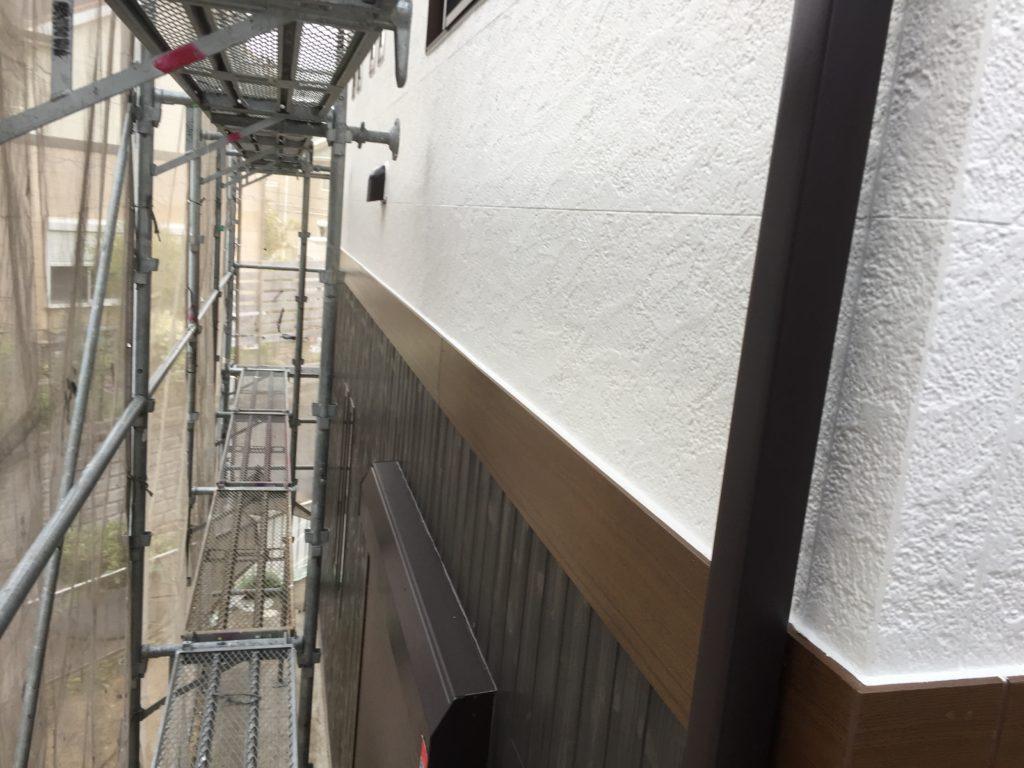 印旛郡、酒々井町、外壁塗装 (33)