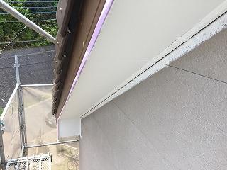印旛郡、酒々井町、外壁塗装 (17)