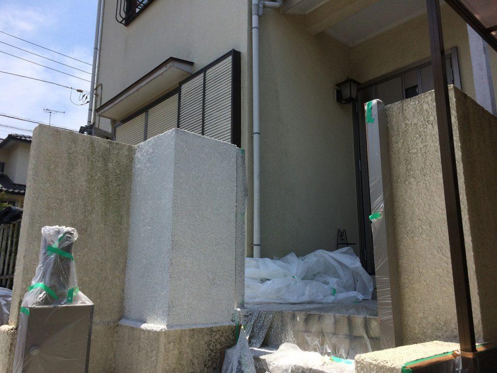 印西市,外壁塗装 (5)