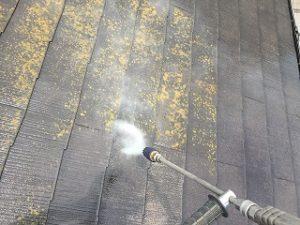 印西市、屋根塗装 (10)