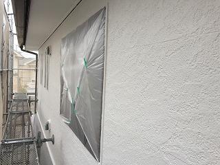 印旛郡酒々井町、外壁塗装 (5)