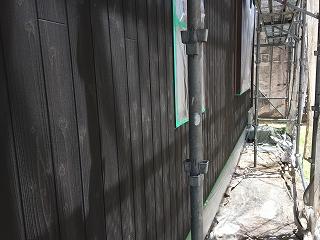 印旛郡、酒々井町、外壁塗装 (24)