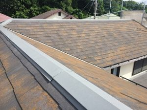 印西市、屋根塗装 (9)