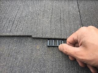 印西市、屋根塗装 (13)
