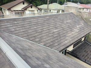 印西市、屋根塗装 (11)