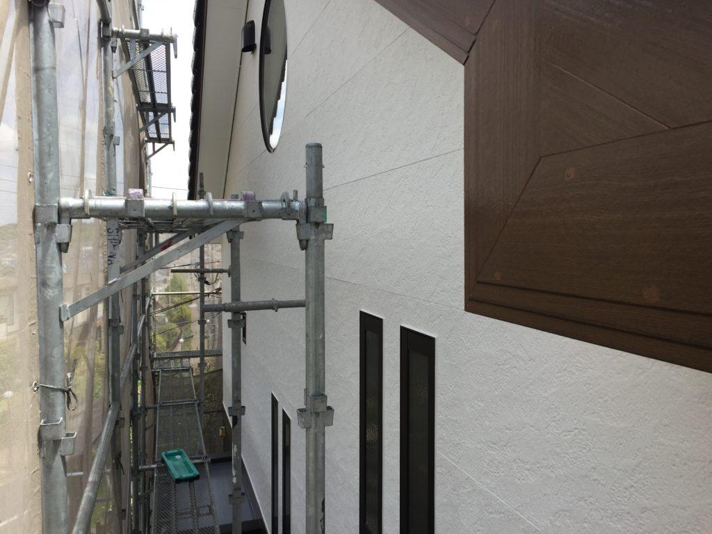 印旛郡、酒々井町、外壁塗装 (37)