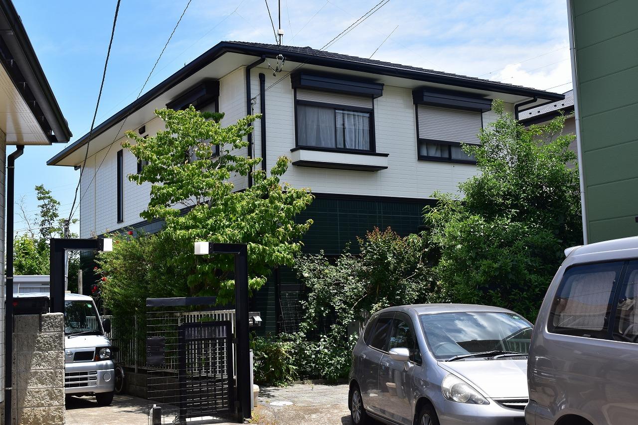 千葉県酒々井町T様邸 外壁塗装、屋根塗装工事
