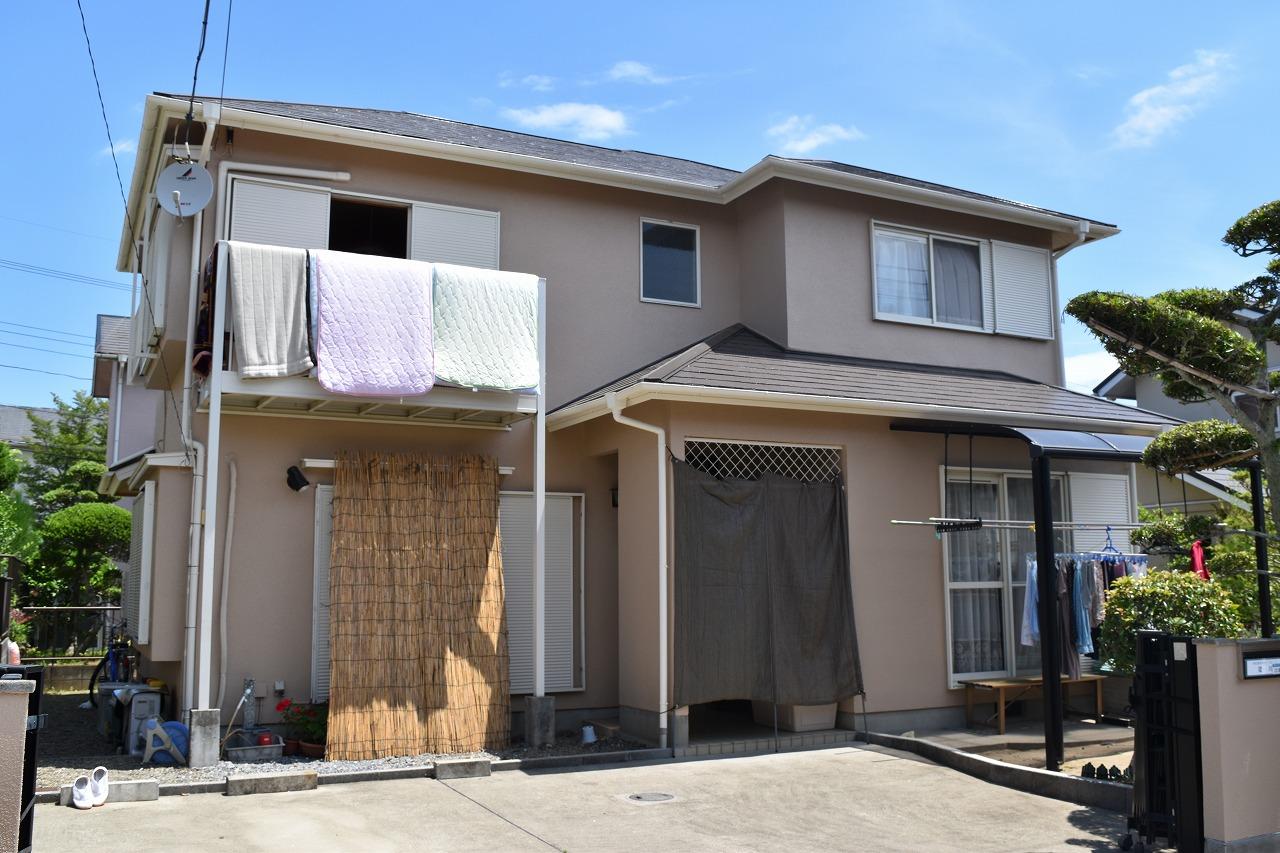 千葉県印旛郡栄町Y様邸 外壁塗装,屋根塗装工事