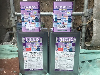 千葉県印旛郡栄町、屋根塗装、塗料