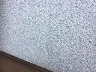 千葉県印旛郡栄町、外壁屋根塗装、ひび割れ