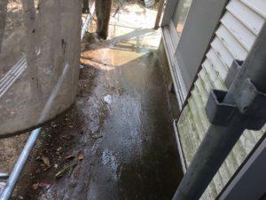 千葉県印旛郡栄町外壁塗装、洗浄