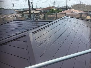 千葉県m印旛郡栄町、外壁塗装屋根塗装