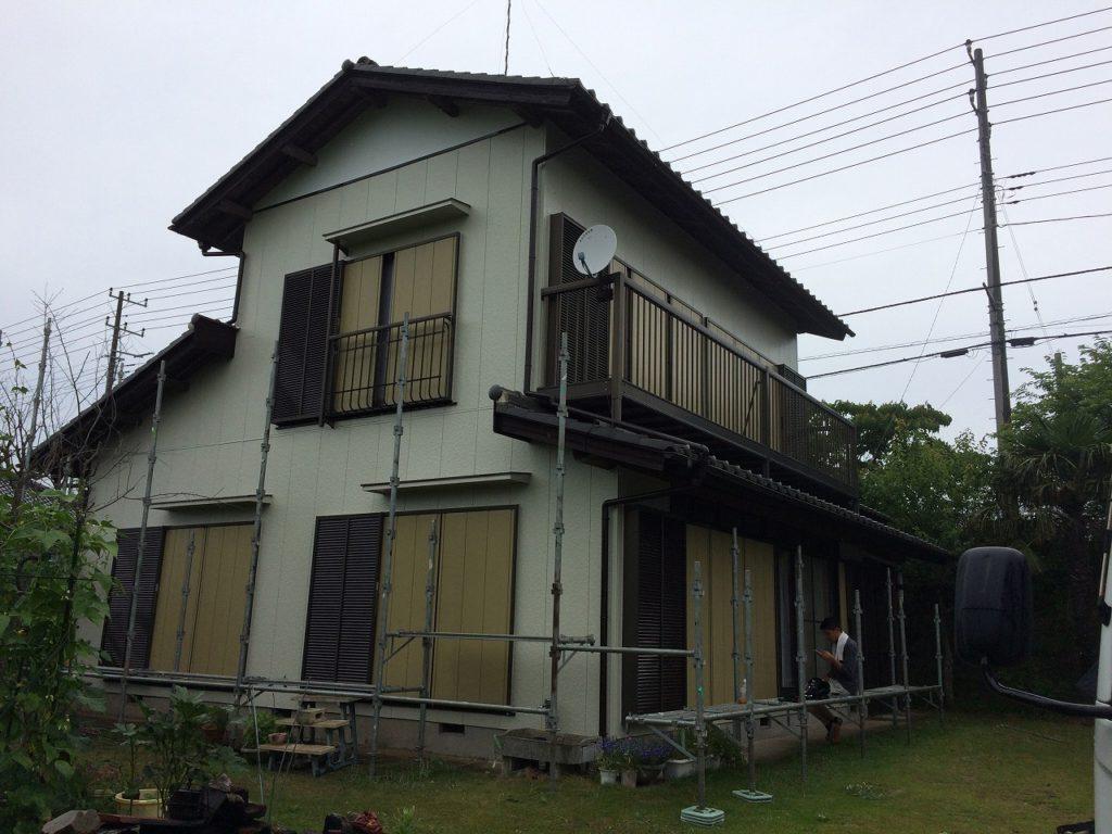 印旛郡,外壁塗替え工事