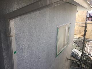 千葉県印旛郡栄町、外壁屋根塗装 (3)