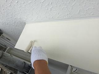 千葉県印旛郡栄町、外壁塗装 (7)