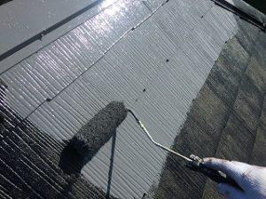 千葉県印旛郡栄町、外壁塗装 (19)