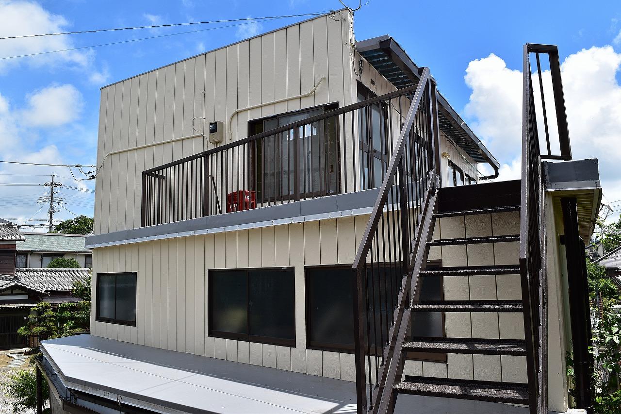 印旛郡栄町、外壁塗装、施工後 (2)
