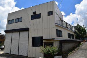 印旛郡栄町、外壁塗装、施工後