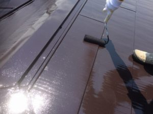 千葉県印旛郡,屋根塗装 (13)