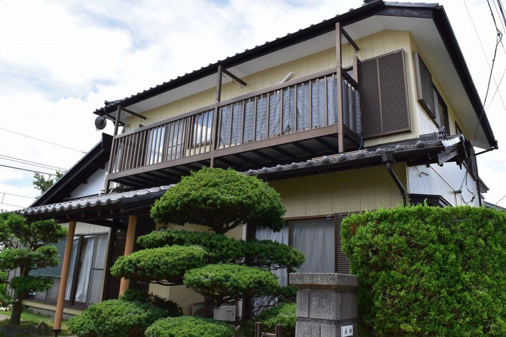 千葉県印旛郡,外壁塗装 (1)