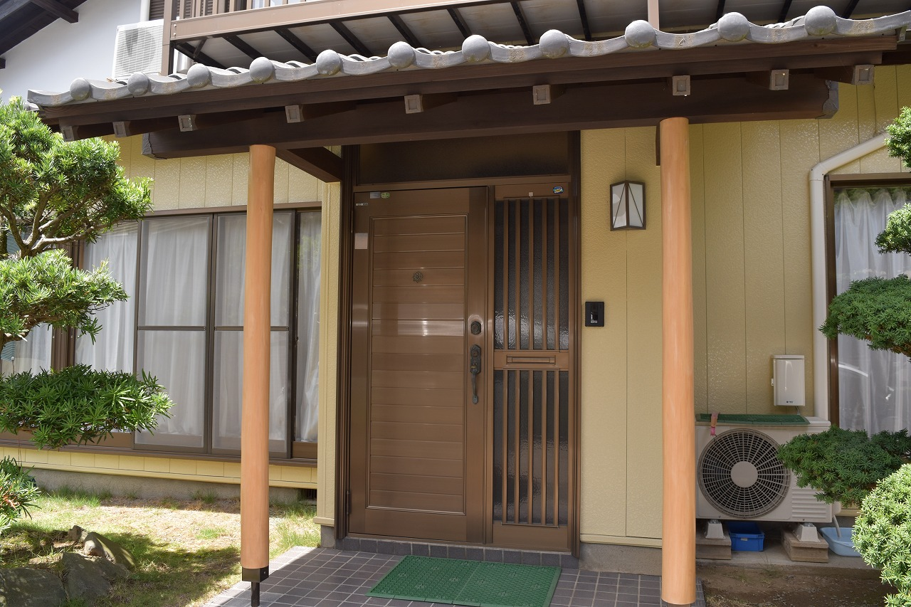 千葉県印旛郡U様邸、外壁塗装、リフォーム工事