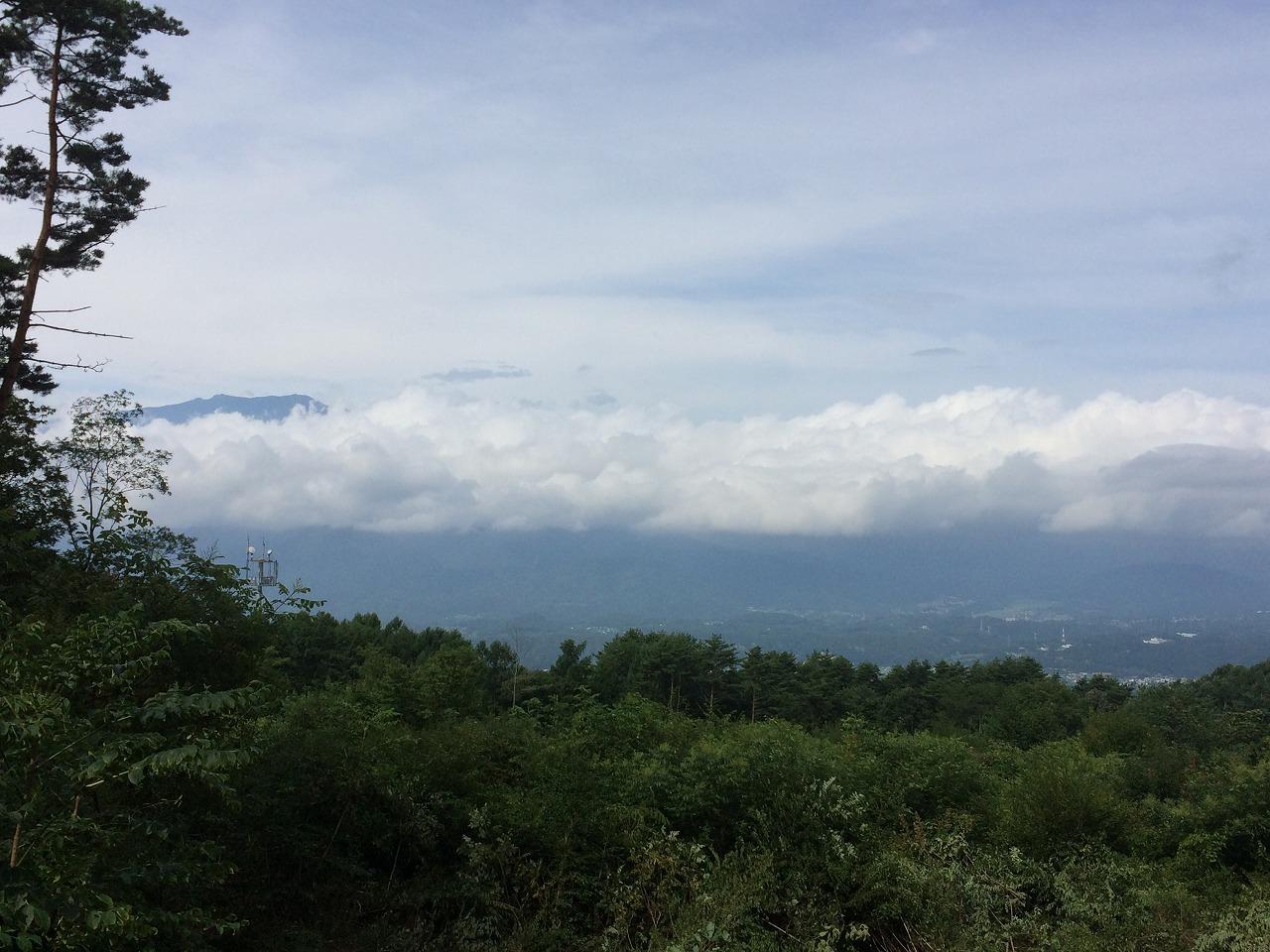 長野県八ヶ岳,キャンプ (1)
