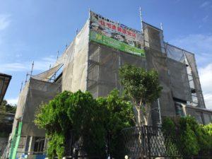 印旛郡、栄町、外壁塗装 (16)