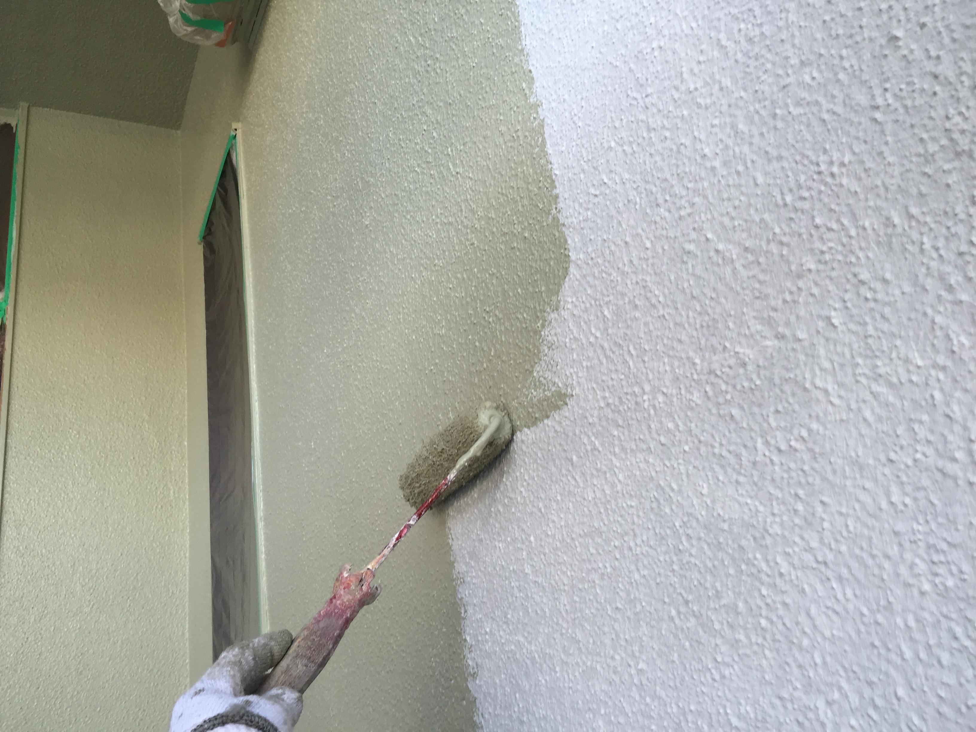 外壁塗装、栄町 (4)