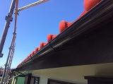 印旛郡栄町、外壁屋根塗装 (5)