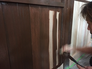 中の木部、塗装 (7)