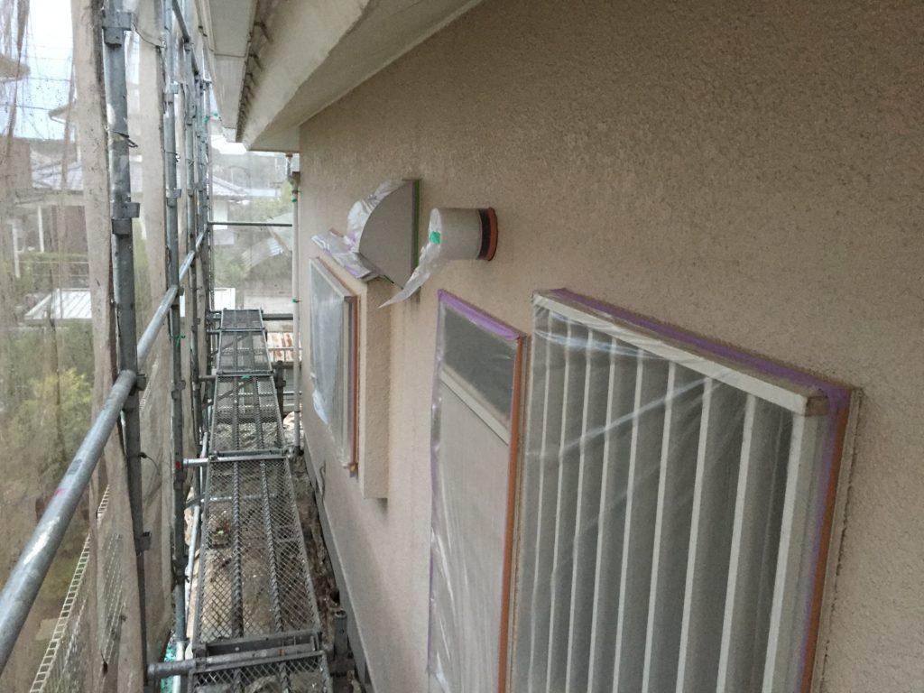 印旛郡、栄町、外壁、屋根塗装 (7)