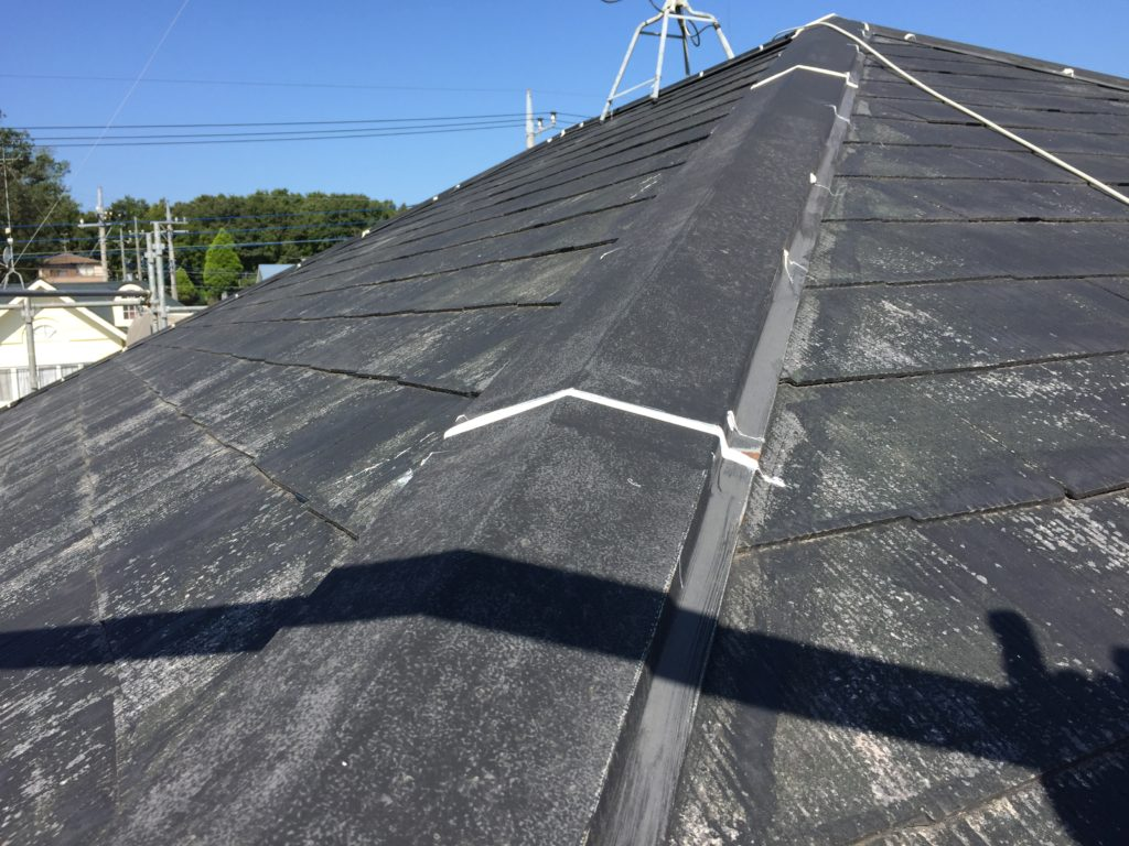 印旛郡、栄町、外壁、屋根塗装 (4)