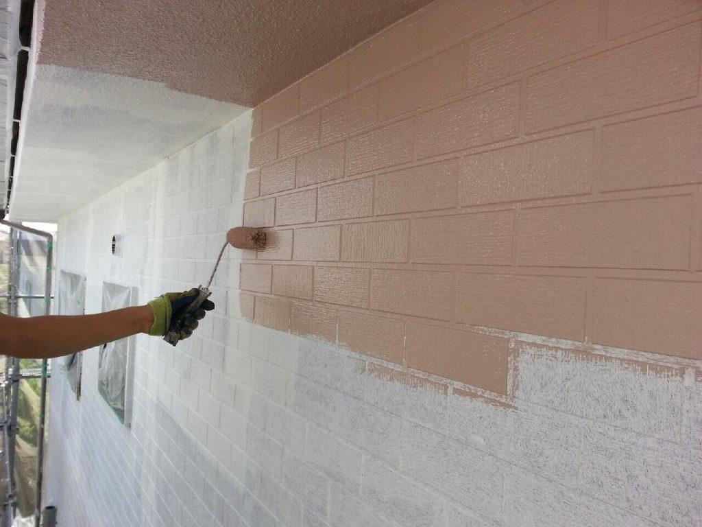 千葉県印旛郡,外壁塗装,リフォーム (33)